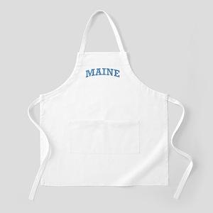 Vintage Maine BBQ Apron