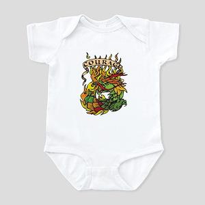 Dragon Courage Infant Bodysuit