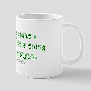 Marley Quote Mug