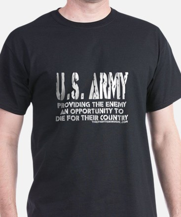 U.S. ARMY Providing Enemy T-Shirt