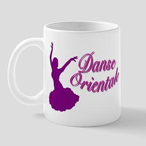 Purple Danse Orientale Mug