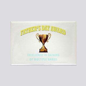 Father's Day Award Rectangle Magnet