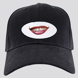 Dr. Condoleezza Rice Lips on sleek baseball cap