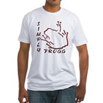 Simply Frogg Fitted T-Shirt