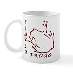 Simply Frogg Mug