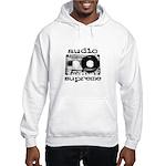 Audio Tape | Hooded Sweatshirt
