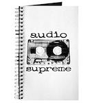 Audio Tape | Journal