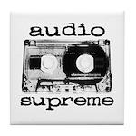 Audio Tape | Tile Coaster