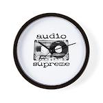Audio Tape | Wall Clock