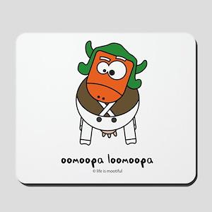 oomoopa loomoopa Mousepad