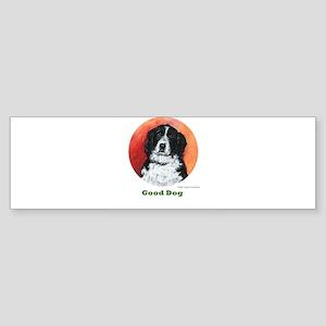Springer Spaniel Bumper Sticker