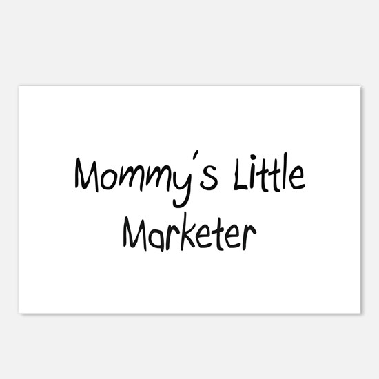 Mommy's Little Marketer Postcards (Package of 8)