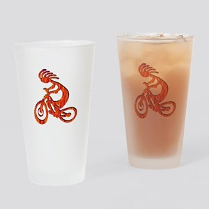 RIDE RIGHT Drinking Glass