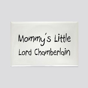 Mommy's Little Lord Chamberlain Rectangle Magnet