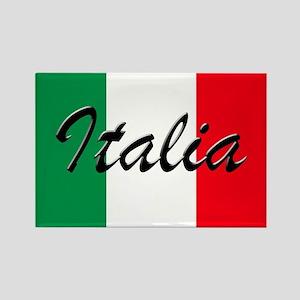 Italian Flag - High Quality Image Magnets