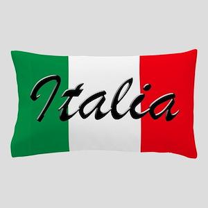 Italian Flag - High Quality Image Pillow Case