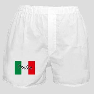 Italian Flag - High Quality Image Boxer Shorts