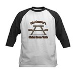 The campers dining room table Kids Baseball Jersey