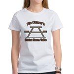 The campers dining room table Women's T-Shirt