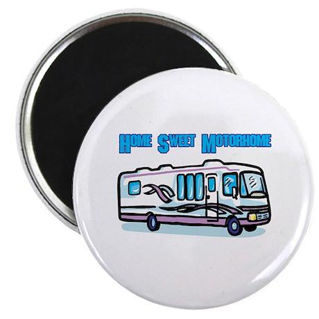 Home Sweet Motorhome Magnet