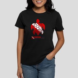 Turtle Dive Flag T-Shirt