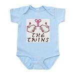 Meet The Twins Infant Creeper