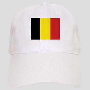 Belgian Flag - High Quality Image Cap
