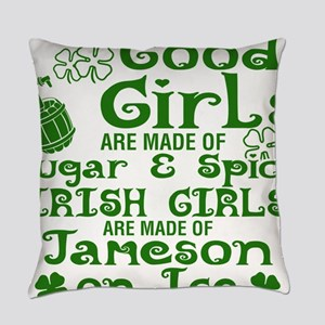 Good Girls Are Made Of Sugar & Spi Everyday Pillow