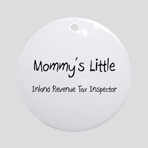 Mommy's Little Inland Revenue Tax Inspector Orname