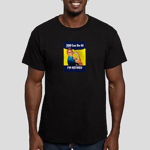 Rosie The Retired Riveter T-Shirt
