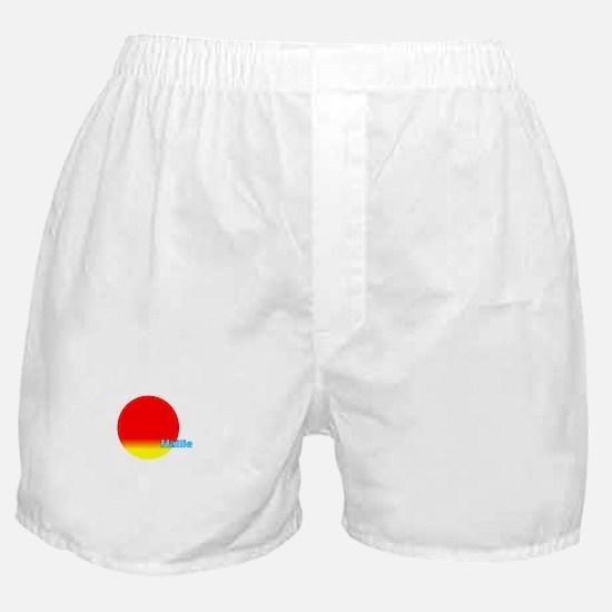 Hailie Boxer Shorts
