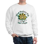 West Roxbury Pub Dart League Sweatshirt