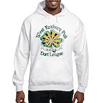 West Roxbury Pub Dart League Hooded Sweatshirt