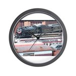 Steamtown Steam Wall Clock
