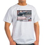 Steamtown Steam Ash Grey T-Shirt