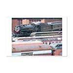 Steamtown Steam Mini Poster Print