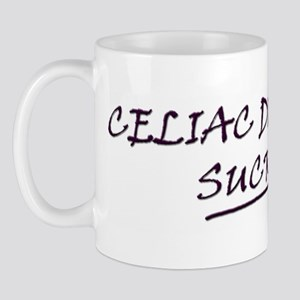Celiac Disease Sucks! Mug