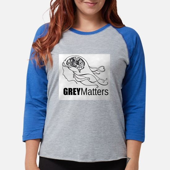 Grey Matters Long Sleeve T-Shirt