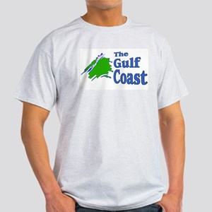 The Gulf Coast Ash Grey T-Shirt
