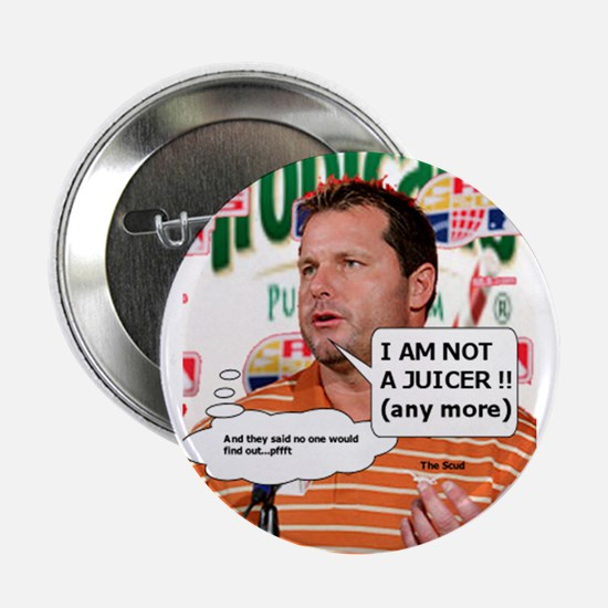 "Cute Roger clemens 2.25"" Button"