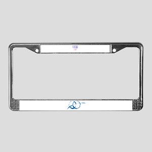 Beirut in 10452 | License Plate Frame