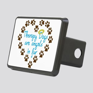 Therapy Dogs Hitch Cover