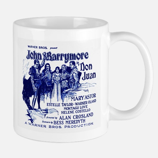 John Barrymore Don Juan 1924 Mug