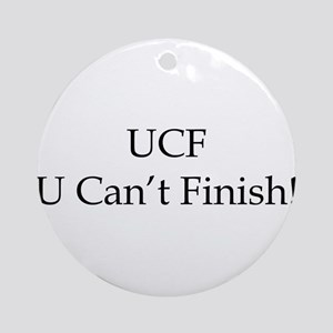 UCF1 Ornament (Round)