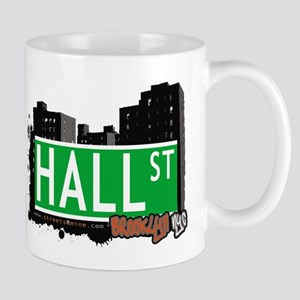 HALL ST, BROOKLYN, NYC Mug