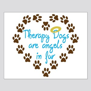 Therapy Dogs Posters