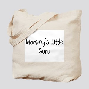 Mommy's Little Guru Tote Bag