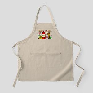 Mr. Saucy BBQ Apron