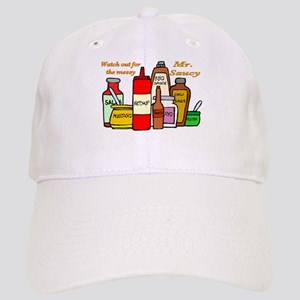 Mr. Saucy Cap