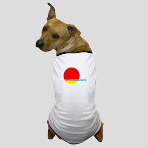 Genevieve Dog T-Shirt